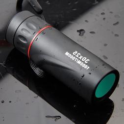 HD 30x25 <font><b>Monocular</b></font> Telescope Zooming Foc