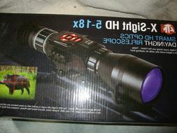 hd 5 18x night vision weapon sight