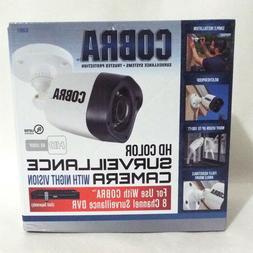 Cobra HD Color Surveillance DVR Security Camera Night Vision
