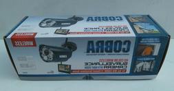Cobra HD Color Wireless Surveillance Camera w Night Vision 6