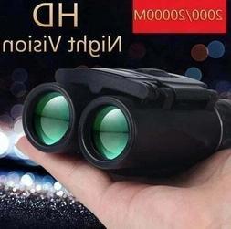 Hd High Powered Binoculars Infrared Night Vision 30×60 Time