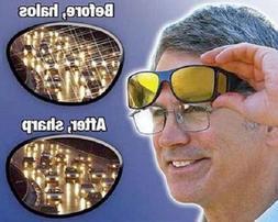 HD Night Vision Sunglasses Polarized Night Sight HD Glasses