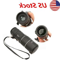 hd optical 40x60 monocular telescope binoculars day