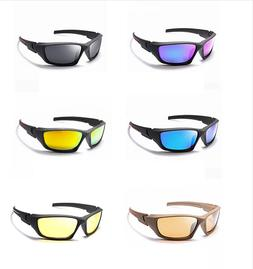 HD Polarized Sunglasses Men Night Vision Driving Sport Sun G