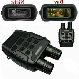 HD Video Digital Night Vision Infrared Hunting Binoculars Sc