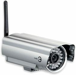 Foscam HD WiFi Security Camera Weatherproof IP66 Outdoor Nig