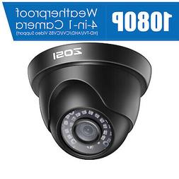 ZOSI Outdoor Home Security SYSTEM Surveillance Camera 1080p