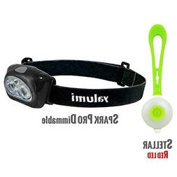 yalumi professional LED Headlamp 140-lumen Floodlight/Spotli