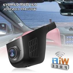 Hidden Car HD 1080P WIFI DVR Vehicle Camera Video Recorder D