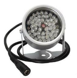 Phenas Home 48-led Cctv Ir Infrared Night Vision Illuminator