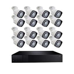 Q-See Home Security System 16 Channel 4