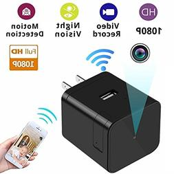 NEW Home Security Cameras Wifi Nanny Cam Pet Baby Office Mon