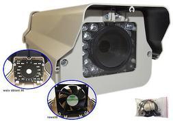 4 Evertech Housing CCTV Security Surveillance Outdoor Camera Boxes Weatherproof