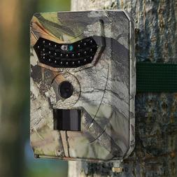 hunting camera 12mp photo trap night vision