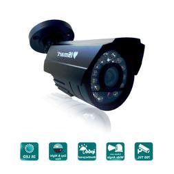 iSmart 700TVL Night Vision Waterproof Outdoor Bullet Camera