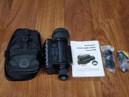 Infrared HD Night Vision Monocular with WiFi,Bestguarder WG-