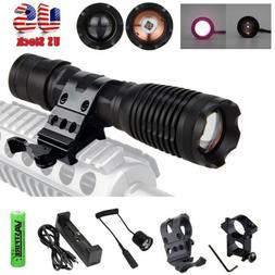 Infrared IR Illuminator 850nm/940nm 7W/10w Night Vision Zoom