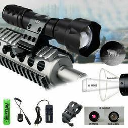Infrared IR Illuminator 850nm Night Vision Zoom LED Flashlig