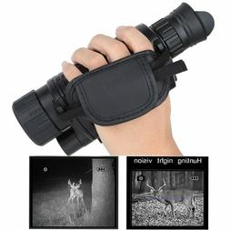 Infrared Night Vision 5X40 Monocular Digital NV Hunting Tele