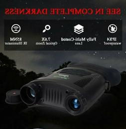 infrared night vision binoculars 3 8 7