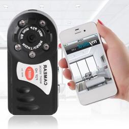 Infrared Night Vision Wireless WIFI P2P Remote Surveillance
