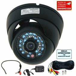 Security Camera Outdoor IR Day Night Vision CCTV with Microp