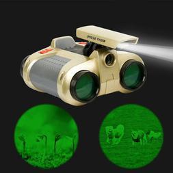 Kids Night Vision Binoculars Scope Surveillance Telescope Po