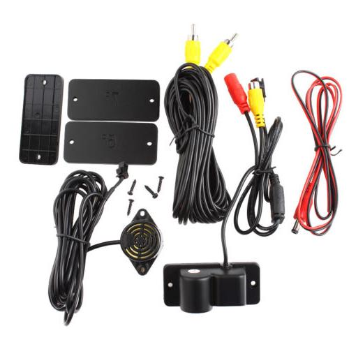 2 in Vision CCD Autos Reversing Rearview Camera