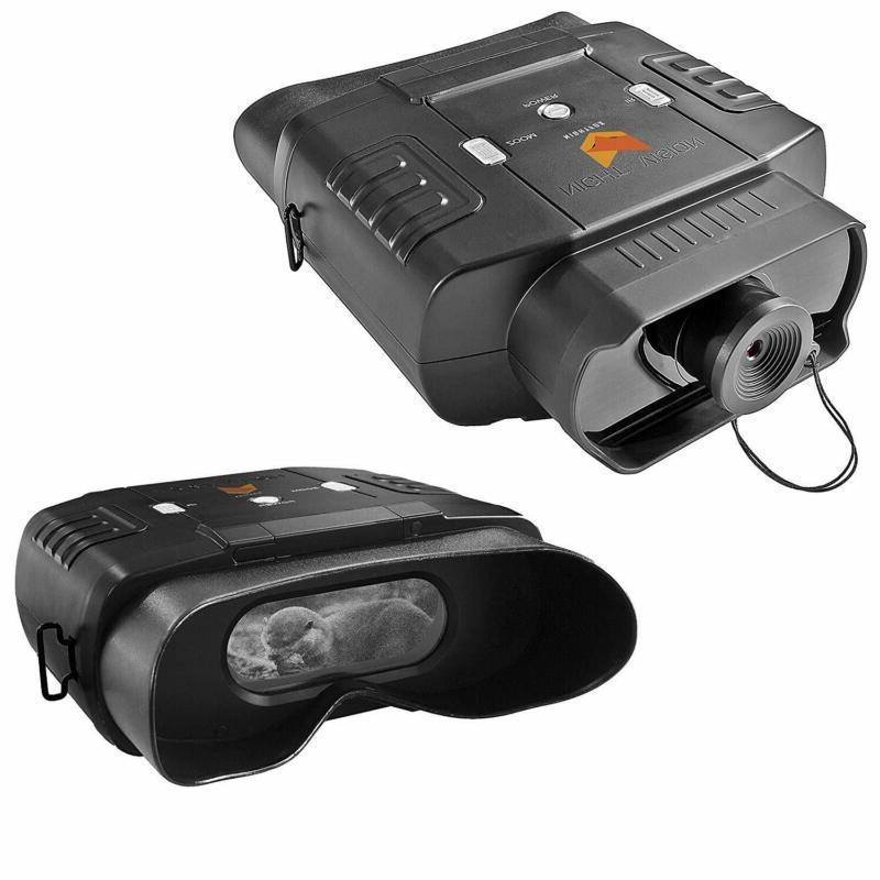 Nightfox 100V Night Vision with 3x20