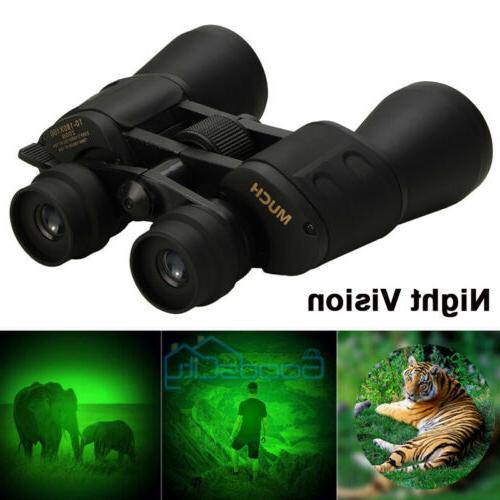 100X180 Binoculars With Night BAK4 High Case