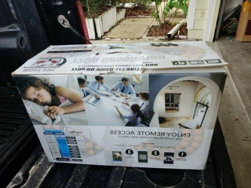 1080 lite analog security system
