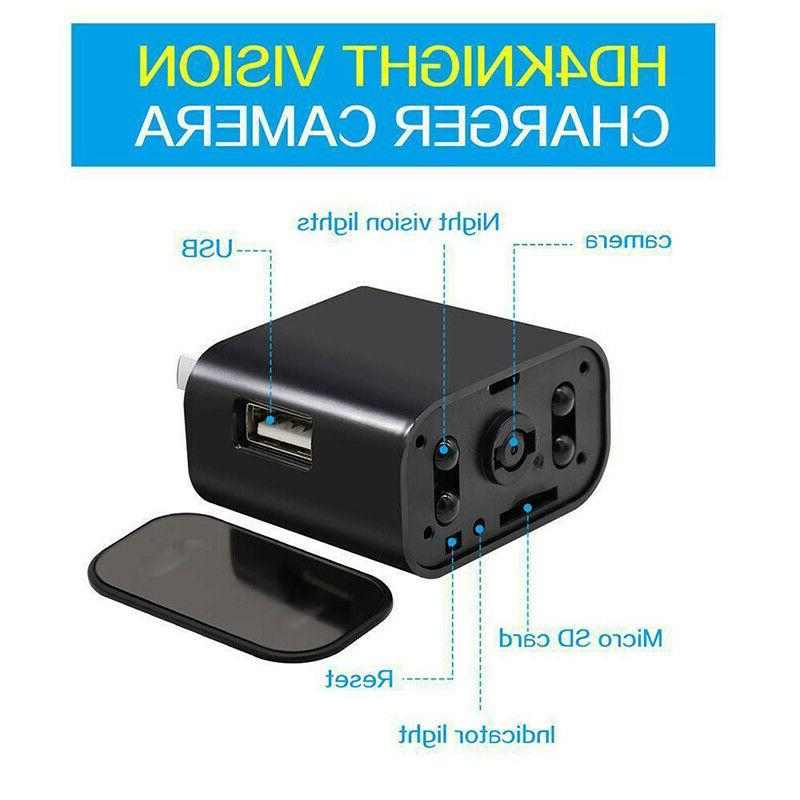 1080P Camera Wall Wireless Night