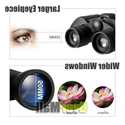 100X180 Binoculars with Vision BAK4 Prism Power