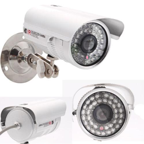 1200TVL HD CCTV Surveillance Security Camera Waterproof Outd