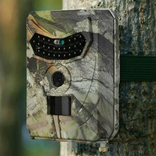 12MP Trail Wildlife Hunt Night Vision Motion