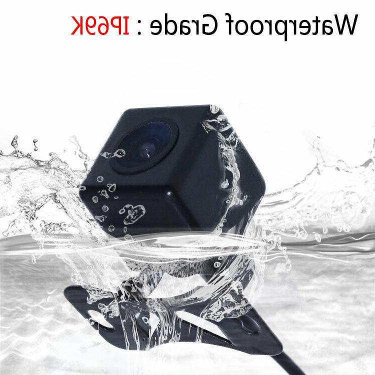 12V HD Waterproof Reverse Backup 170°