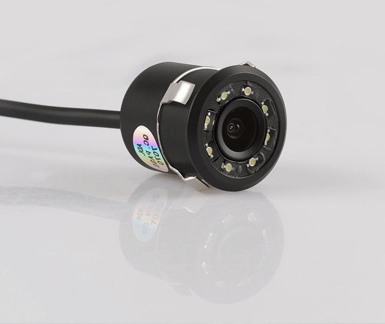 170° Car Rear View Backup 8 LED Waterproof