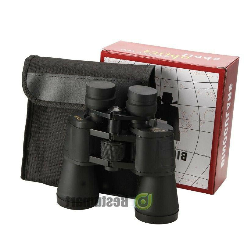 180x100 High Power Binoculars Optics Hunting