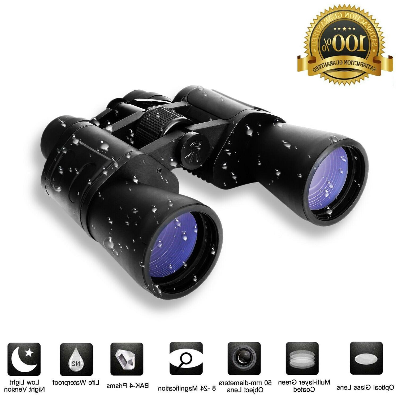 180x100 zoom day night powerful binoculars optics