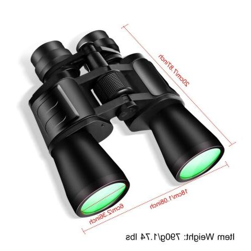 180x100 Day/Night Vision Outdoor HD Telescope Case