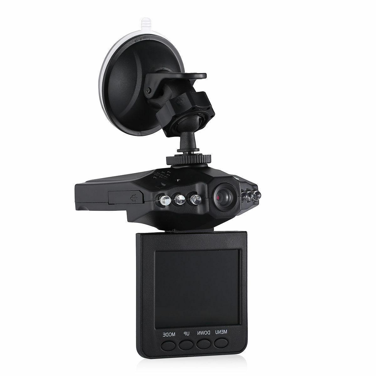 "2.4"" HD 1080P LCD Car DVR Dash Camera Night Vision Cam Drivi"