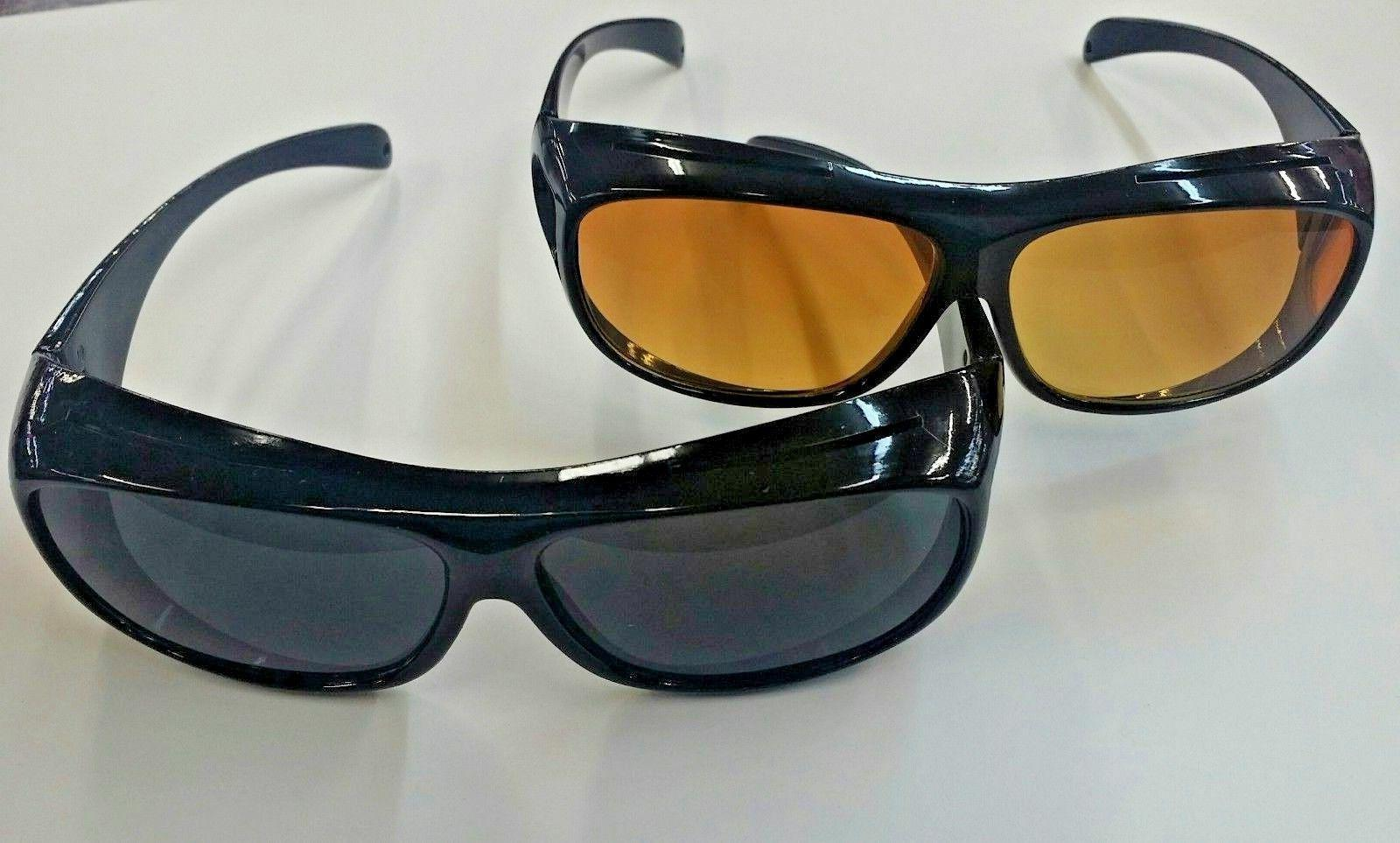 2 Pair As Seen on Fits Glasses