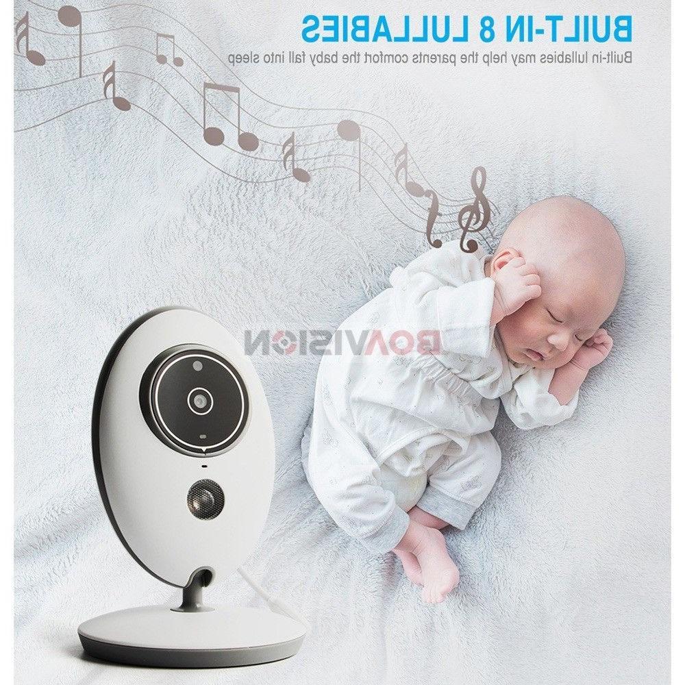 2-Way Monitor Vision Camera