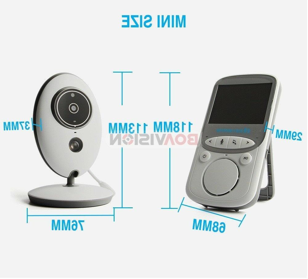 2-Way Monitor Camera
