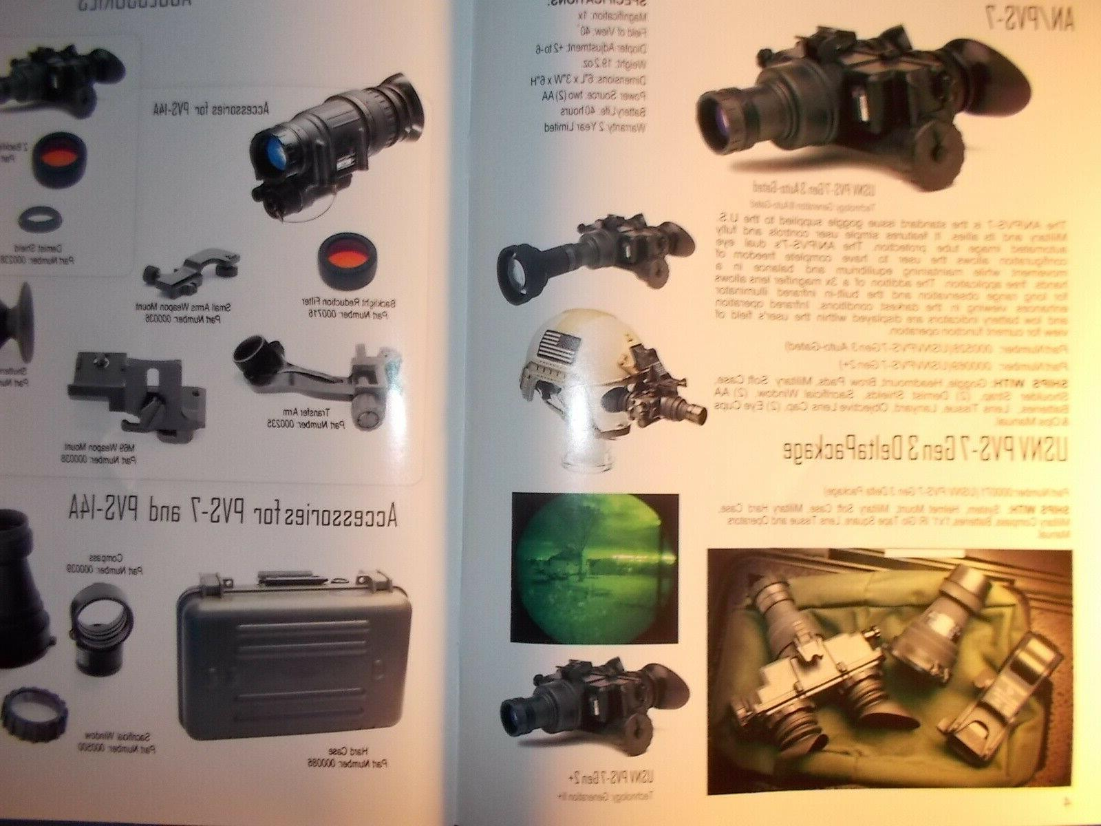 US NIGHT Catalog CUSTOM-SPORTING PRODUCTS LOOK! Made in USA
