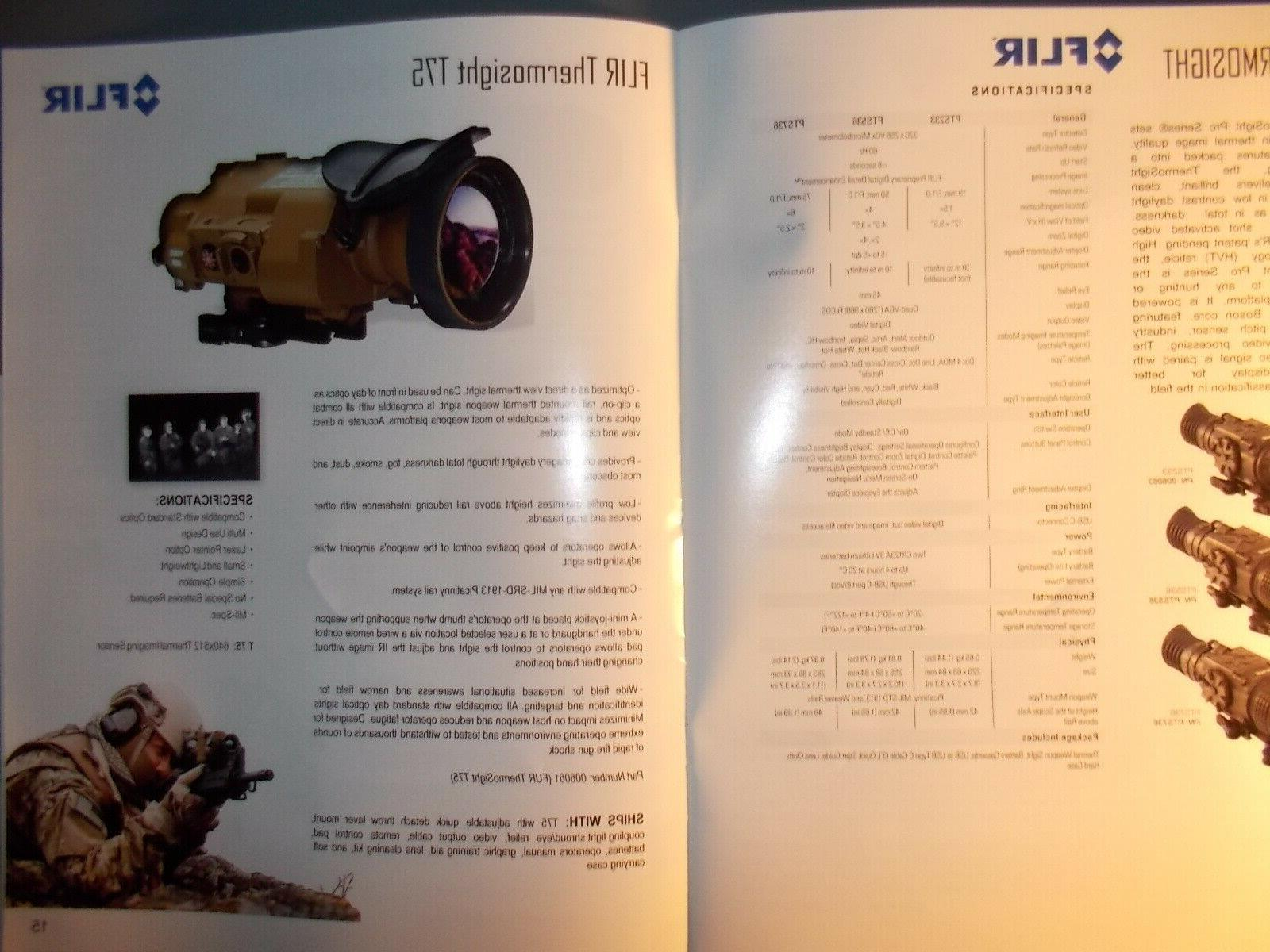 US NIGHT VISION 2018 Catalog CUSTOM-SPORTING PRODUCTS LOOK! USA