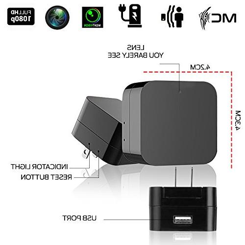 2018 HD USB Security Supports 128GB Memory Wi-Fi Viewing. Free