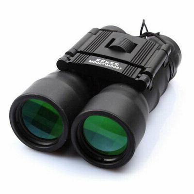 22x32 folding binoculars night vision telescope outdoor