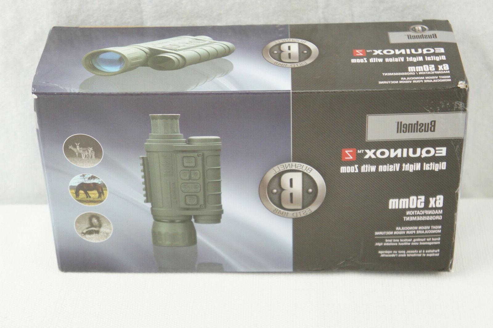 260150 6x50mm equinox z digital night vision