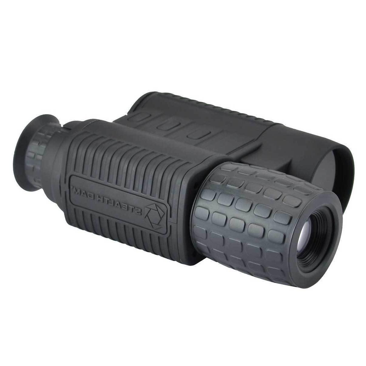 2606 Stealth Cam 9x Zoom Night Vision 400 Ft Sight Monocular